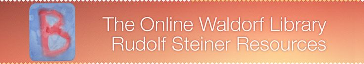 Interpretation of Fairy Tales  Written by Rudolf Steiner    Download the article: The Interpretation of Fairy Tales    A lecture given by Rudolf Steiner in Berlin, December, 1908