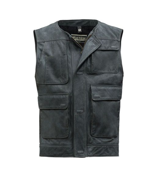 Han Solo Vest From movie Star Wars is now available at our online store Fanjackets.com Shop with confidence today....