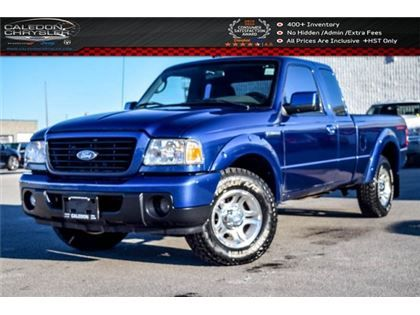 """Truck - 2009 Ford Ranger Sport