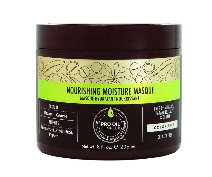 Macadamia Professional Nourishing Moisture Masque 236ml.