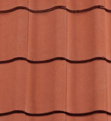 Redland Fenland Pantile – Roofing Outlet. Terracotta Coloured roof tile. Single Pantile.