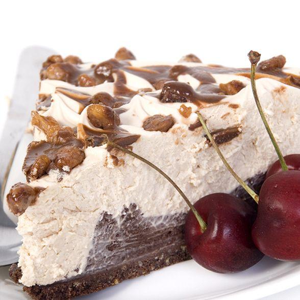 Italian Chocolate Ice Cream Cake