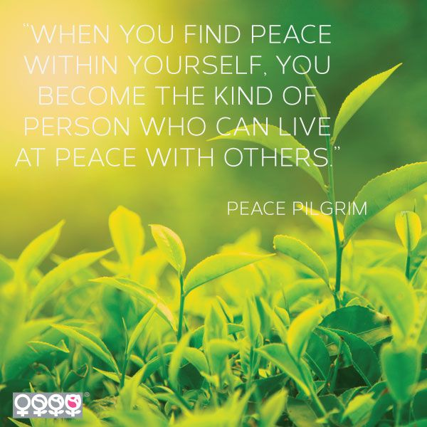 A Prayer for Peace of Mind