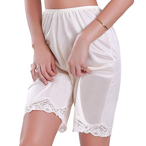 Women's Slip Shorts Medium Beige Ilusion