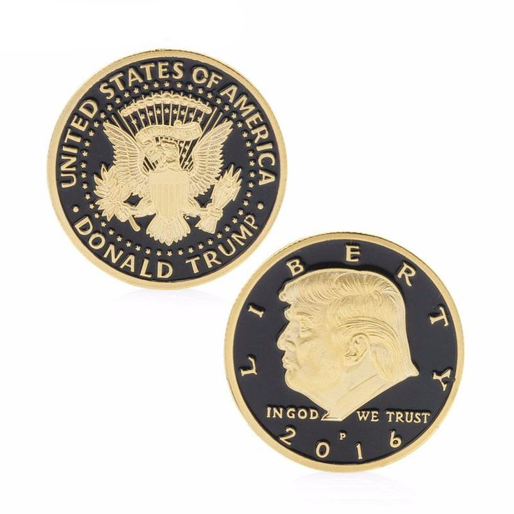 Now available on our store: Donald Trump Blac... Check it out here! http://nvr2lte2shop.com/products/donald-trump-black-commemorative-coin?utm_campaign=social_autopilot&utm_source=pin&utm_medium=pin