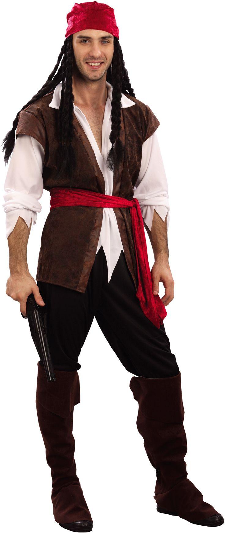Déguisement pirate homme : Deguise-toi