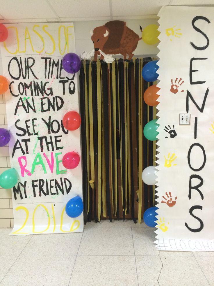 Homecoming door decorating contest | Homecoming Week ...