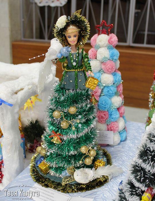 Елка-кукла. Christmas tree. Ideas