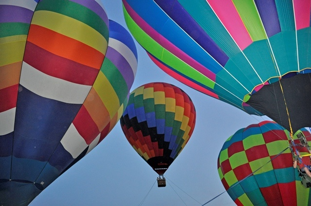 Plainville Balloon Festival  Aug 23, 24, 25  2013