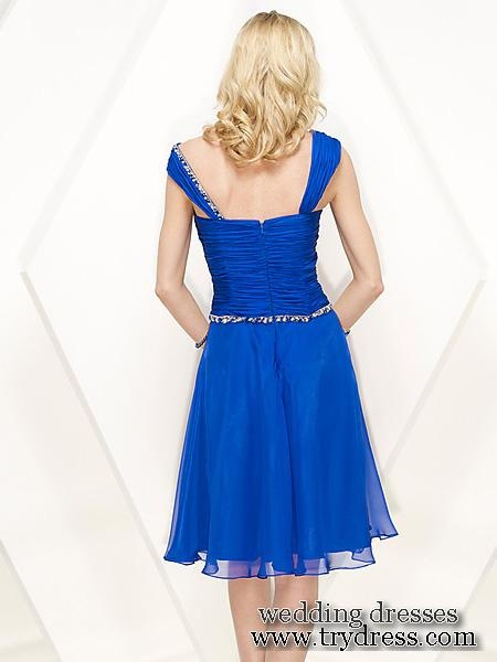 22 best images about bridesmaids on pinterest to be ask for Royal blue wedding dresses cheap