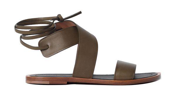 Celine cuir naturel shopping sandales ete 2014