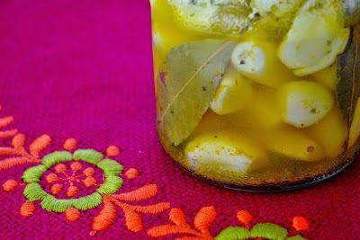 Egy üveg egészség: Savanyított fűszeres fokhagyma