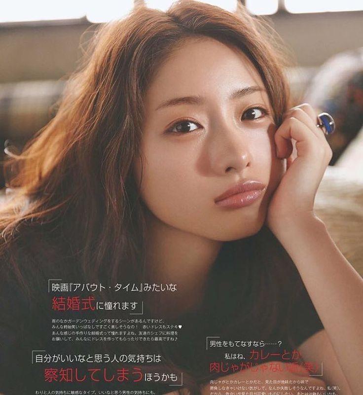 #石原さとみ#ishiharasatomi #雑誌#ファッション