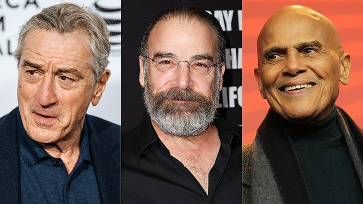 Robert De Niro, Mandy Patinkin, and Harry Belafonte are just a few of the many famous men who've had prostate cancer. Meet 14 who brought the disease center stage.