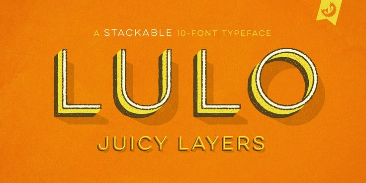 Lulo - Webfont & Desktop font « MyFonts