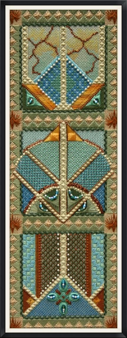 Carolyn Mitchell Designs - some available at Fireside Stitchery, Frazer, PA
