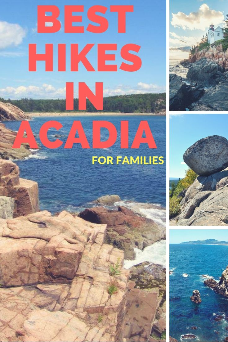 Best Hikes in Acadia National Park for Kids