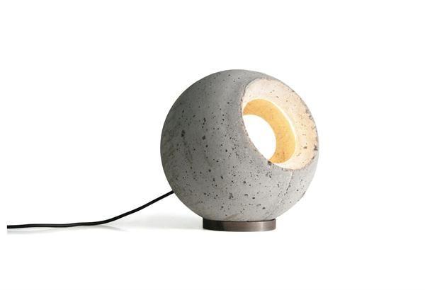 Unit-Berlin Concrete Lamp