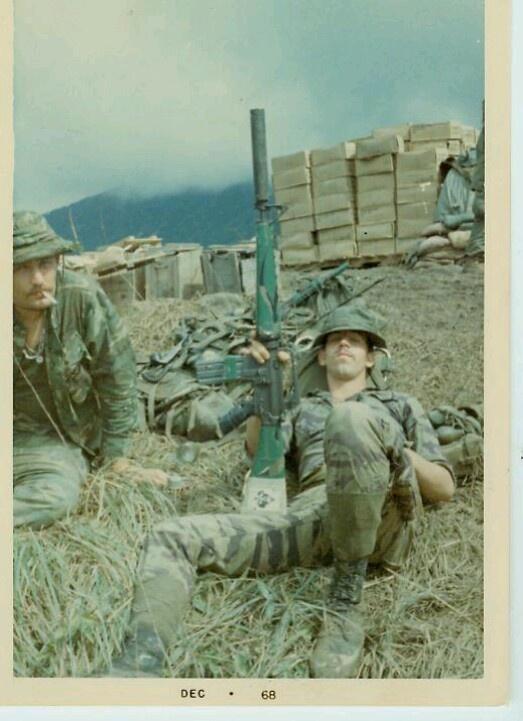 Lrrp December 1968 Vietnam War Special Operations