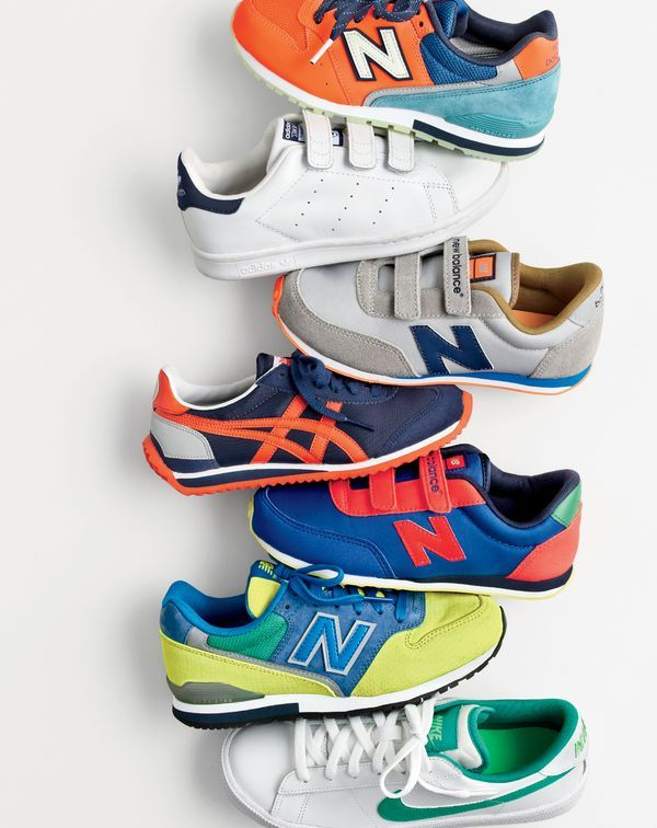 J.Crew kids' New Balance® for crewcuts 996 lace-up sneakers with