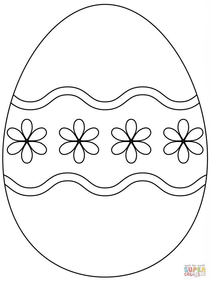 Easter Eggs Pattern Easter Pattern Ostereier Muster Modele D