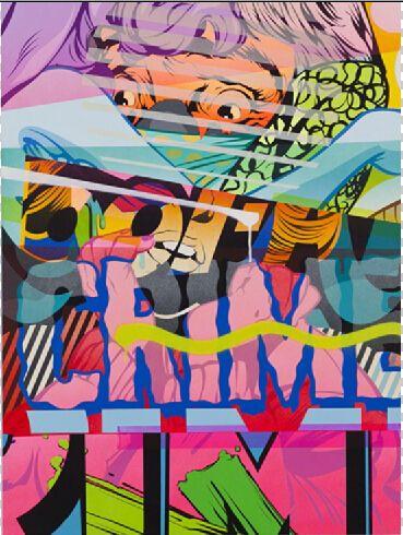 Cheap Dipinto a mano copia pop art pittura a olio del fumetto su tela qualità di hight dipinta a mano dipinti…
