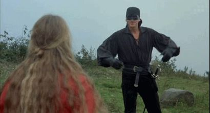 """Basically the only thing better than The Princess Bride is #FeministPrincessBride. 