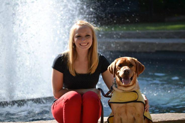 Meet this week's campus celebrity, Sarah Martin!