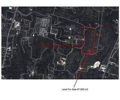 Tanah sebelah timur GWK - BALI