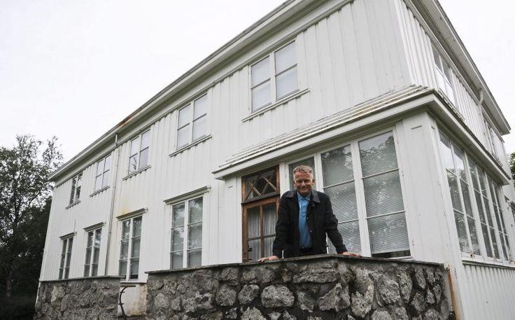 Haalogatun, Reinslettveien 1, 8009 Bodø, Norway - Bolig for fylkesmannen i Nordland 1922-1994. Oppført 1922.