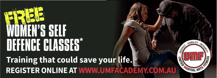 Free Self Defence Class for Women