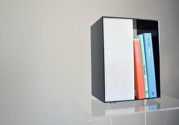 Image of Book Lamp