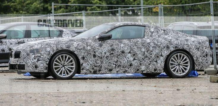 Érkezik a BMW 8-as Coupe