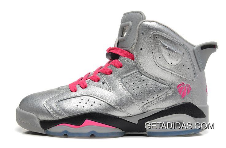 https://www.getadidas.com/girls-air-jordan-6-gs-valentines-day-metallic-silver-vivid-pinkblack-topdeals.html GIRLS AIR JORDAN 6 GS VALENTINES DAY METALLIC SILVER VIVID PINK-BLACK TOPDEALS Only $78.75 , Free Shipping!