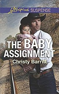C Jane Read     : The Baby Assignment by Christy Barritt