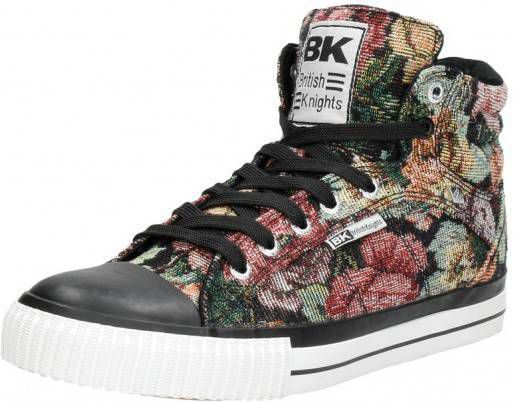British Knights sportieve dames schoenen - Zwart online kopen