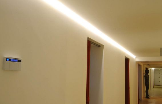 Light trough