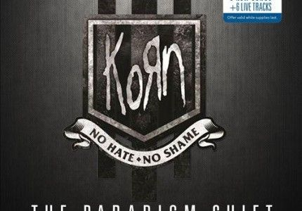 Korn details 'The Paradigm Shift: World Tour Edition' for July 15th