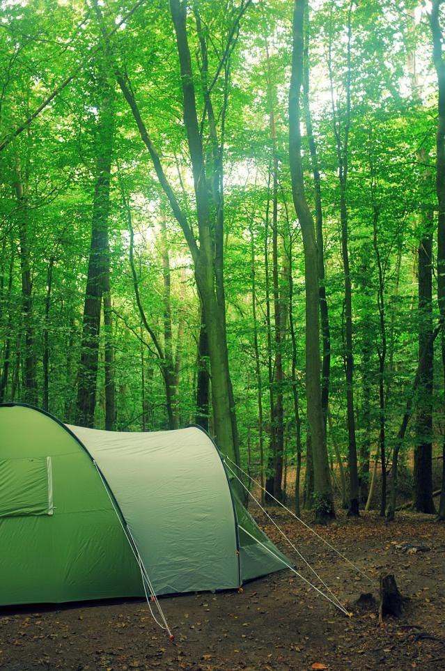 Where to Go Camping in the Washington, DC Area