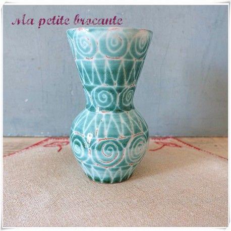 Vase Robert Picault Vallauris