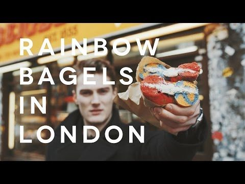 (5) TRYING TO FIND LONDON'S BEST DOUGHNUT - PART 1 - YouTube