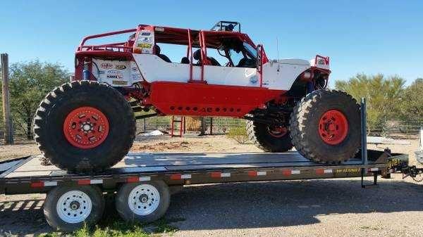 Diesel monster truck rock crawler - Tucson - classifieds - reachoo.com
