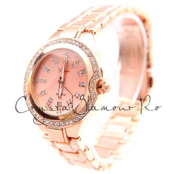 Ceas dama Geneva Premium 1005-2