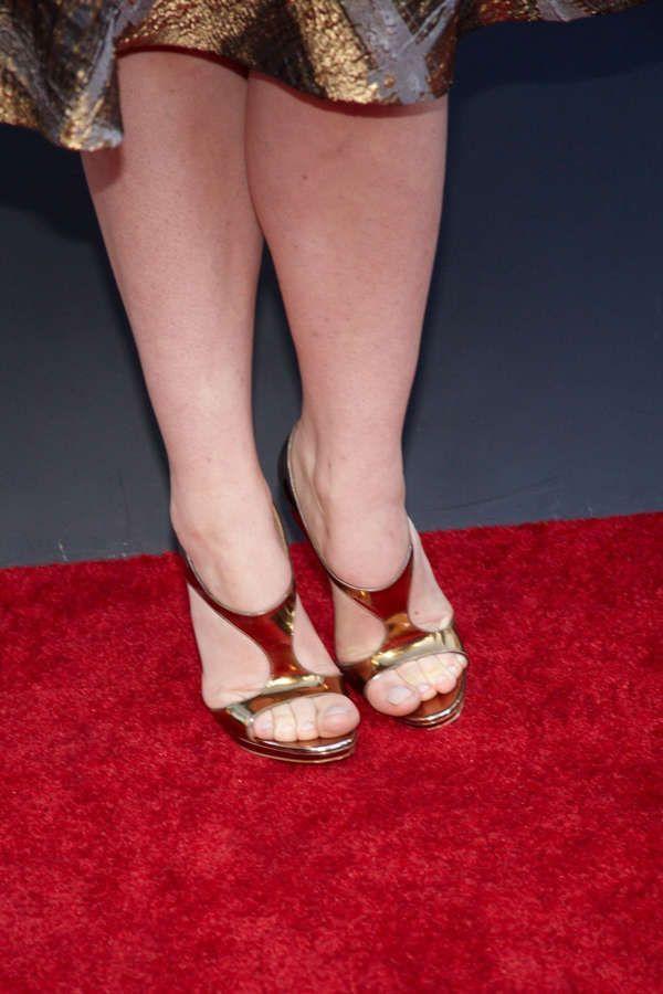 Feet woll deborah ann 33 Nude