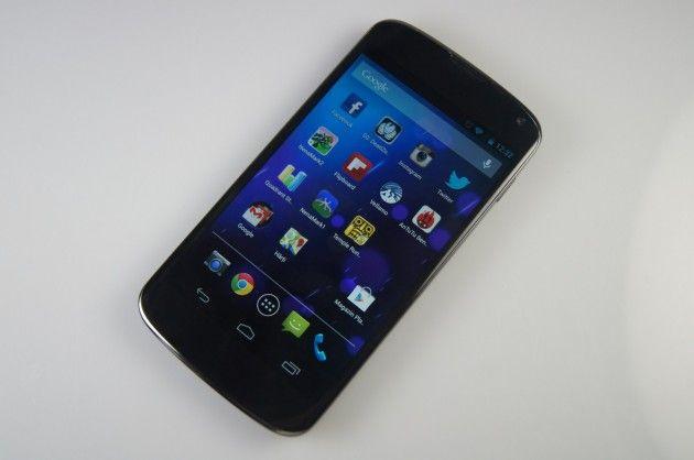 Google Nexus 4 de la 199 dolari în Play Store