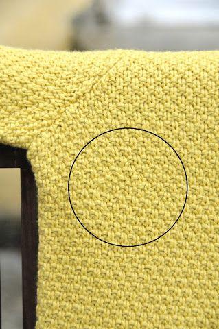 Для хорошей посадки вязаного изделия нужна вытачка для груди. Это особенно важно, если вяжете жакет, кардиган, приталенную вещь. Тут информация совсем не новая, но в массовом издании паттернов по вс …