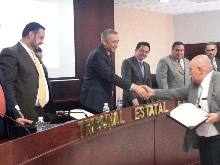 Reconocen a fundadores del INE en Chihuahua, Durango y Nuevo León y a trabajadores con 25 años de servicio en el instituto | El Puntero