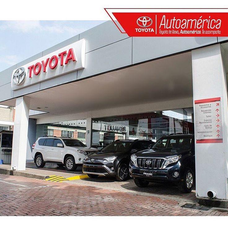¿No has podido llevar tu #Toyota a   revisión? Con nuestro servicio de   #MantenimientoExpress ¡solo necesitas   una hora! Así que te esperamos en   #Autoamérica https://goo.gl/FLGIum
