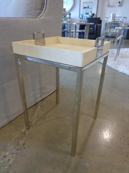 Tray Table Shagreen