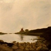 Painting by Klara Sedlo (*1993)